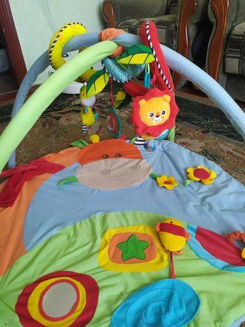 Развивающий коврик плюс подарок