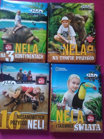 Książki Nela mała reporterka