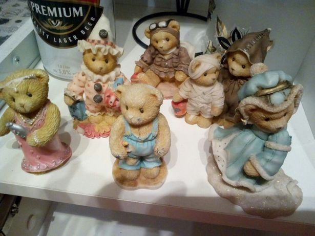 Kolekcja figurek z limitowanych serii