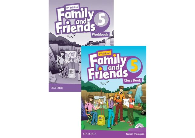 Family and Friends 5 (2-nd edition)