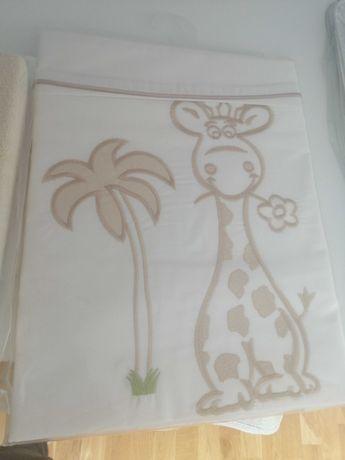 Pościel dla dla dziecka żyrafa 120/90