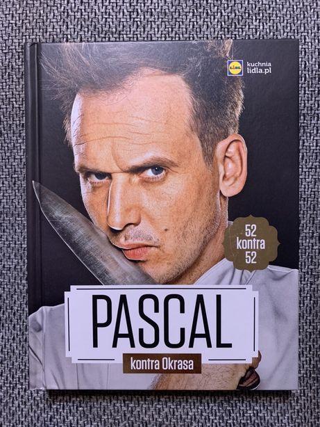 Ksiazka z przepisami Okrasa i Pascal