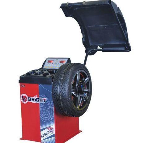 Балансировочный станок (вес колеса 65кг) CB910GBS 220V BRIGHT