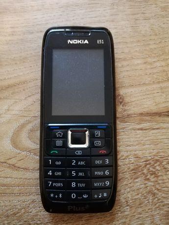 Nokia E51 bez baterii
