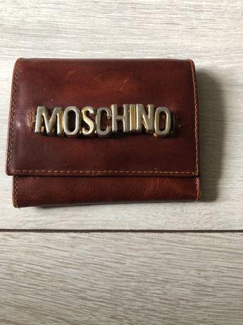 Кошелек Moschino