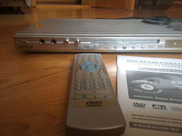 DVD плеєр