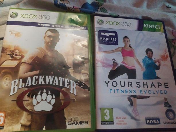Gry na Xbox 360 konkretnie Kinect