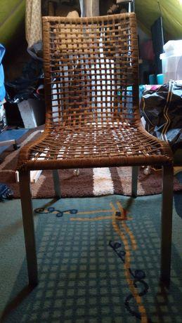 Krzesła z Ikei   .