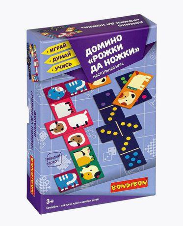 "Bondibon - Домино""Рожки да ножки"""