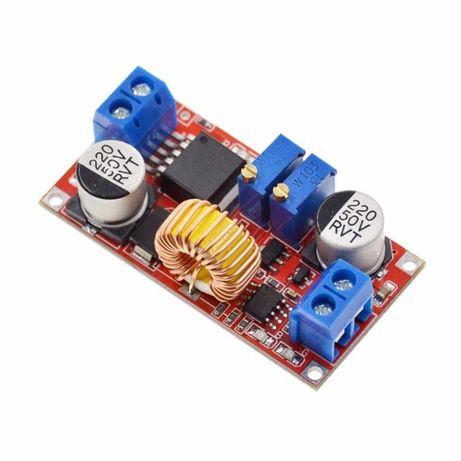 Понижающий модуль преобразователь, драйвер светодиодов ХL4015 5А