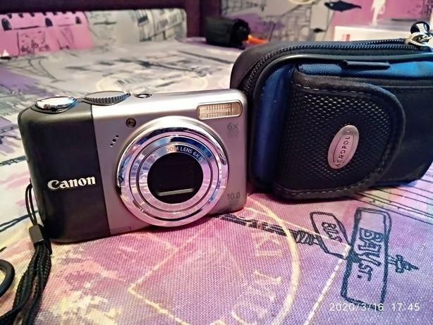 Цифровой фотоаппарат Canon A2000IS