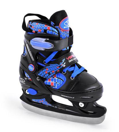 Łyżwy hokejowe regulowane CRK41 roz.38-41 VERSO nowe