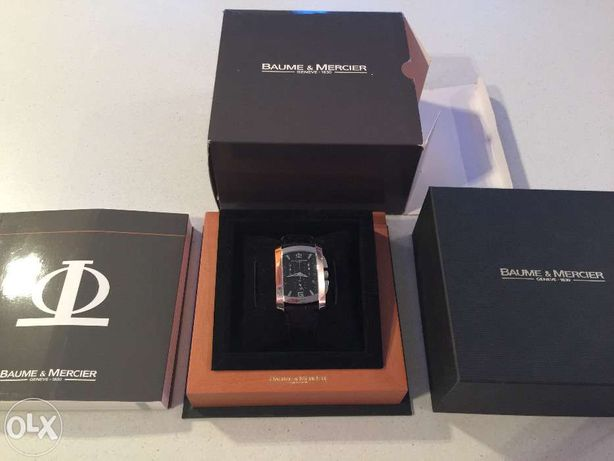 Швейцарские часы Baume & Mercier