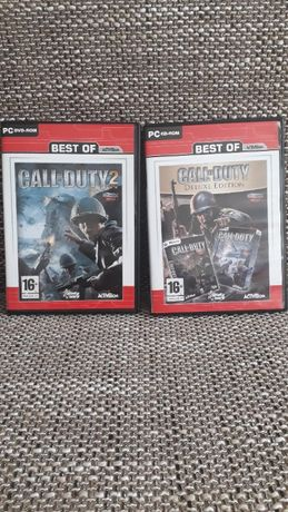 Call of Duty 1 + United Offensive (Deluxe Edition) i Call of Duty 2