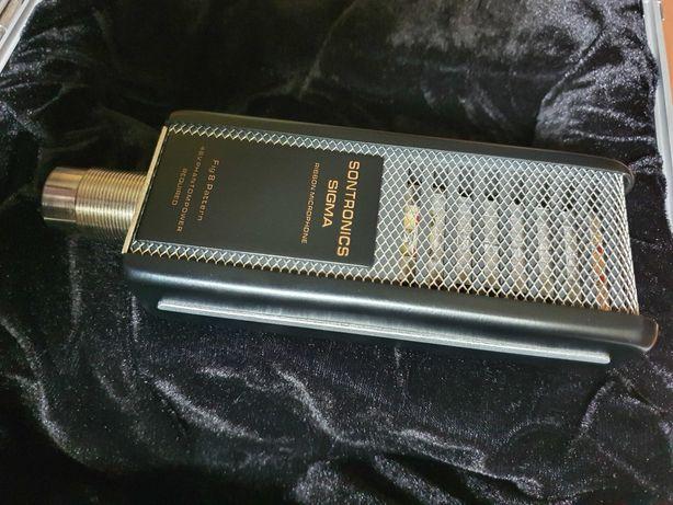 Sontronics SIGMA microfone de fita