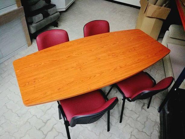 Mesa de reuniões cerejeira