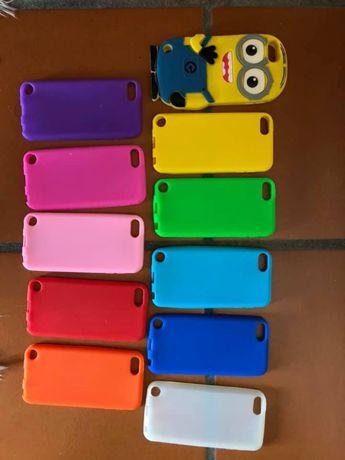 Capas iPod touch 5ª/6ª geração