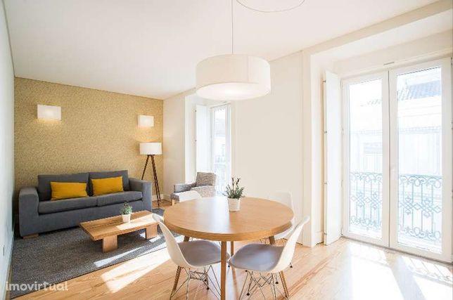Apartamento T1 remodelado em Santa Maria Maior, Lisboa