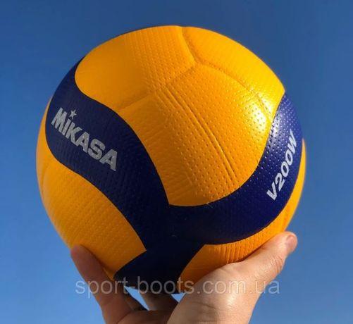 ХИТ ПРОДАЖ! Оригинал! Мяч Микаса V200W. Mikasa V200W