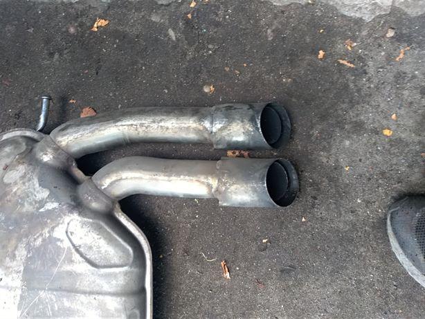 Rura wydechowa Audi a3