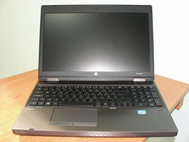 "Laptop HP PROBOOK 6560B 15,6"" HD+ Core I3-2310M 4GB 320GB WIN10 GWAR"