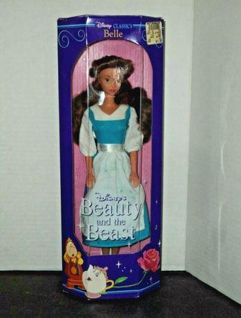 Disney Belle mattel кукла оригинал 1992 год Белль