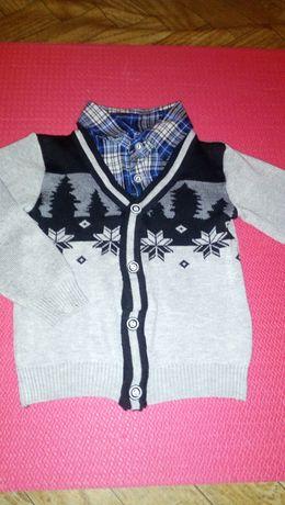 Продам свитер кофту на мальчика