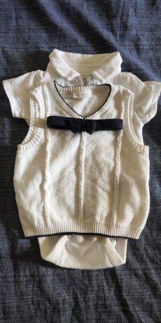 Костюм тройка Next baby 3-6 месяцев