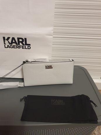 Portfel damski Karl Lagerfeld