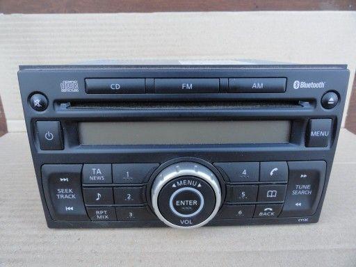 Radio samochodowe do Nissana Note, micra,itd(Bluetooth) model Pn-3001p