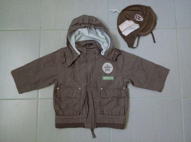 r. 80 kurtka jesienna Cocodrillo