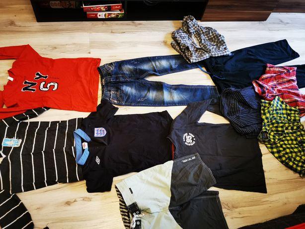 Zestaw ubrań 146