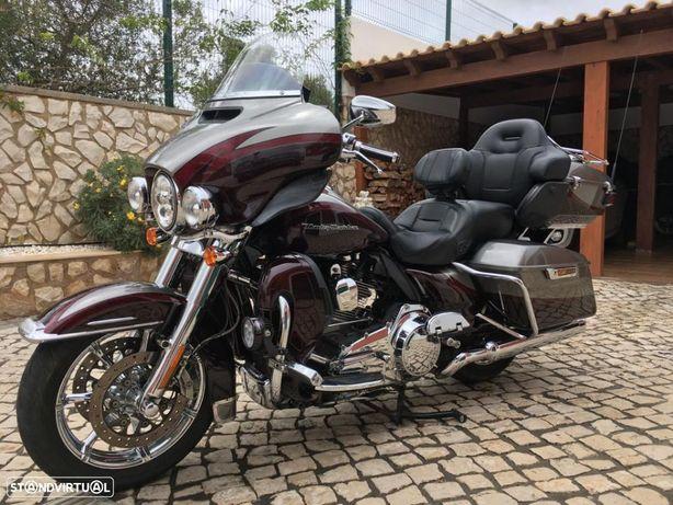 Harley-Davidson Ultra  CVO