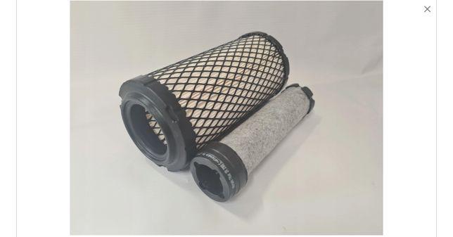Zestaw filtrów powietrza BOBCAT X323 X324 X418 E16