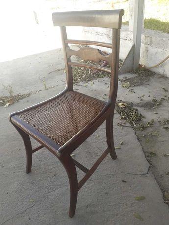 4 Cadeiras de Palhinha