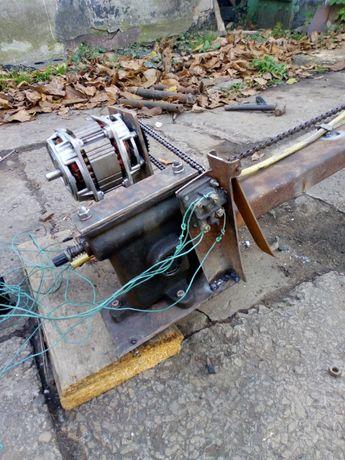автоматика для распашных гаражных ворот