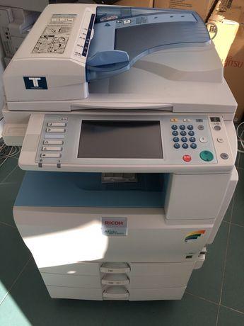 Aluguer Fotocopiadora Impressora Multi Função MFP Ricoh