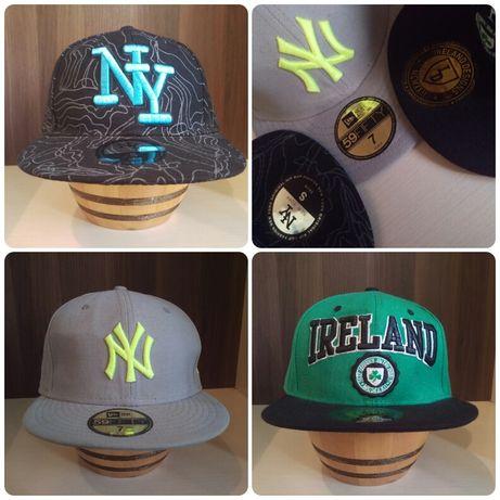 Кепка рэперка бейсболка NY, New York, Ireland