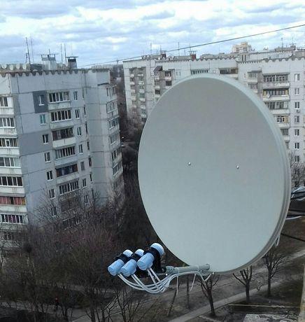 Спутниковое тв и интернет