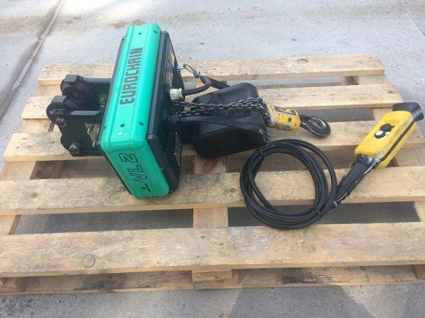 Wciągnik 500kg VERLINDE suwnica wciągarka, demag, elektrowciąg, wyciąg