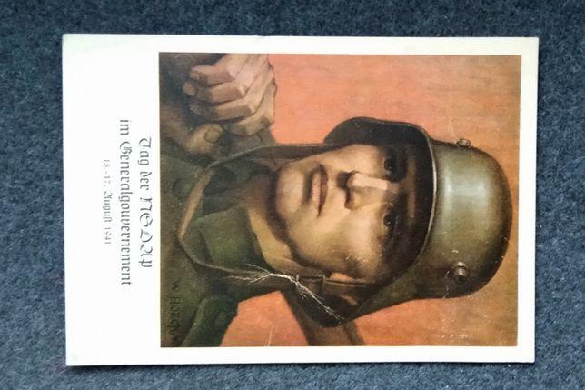 "Kartki pocztowe ""Generalna Gubernia"""