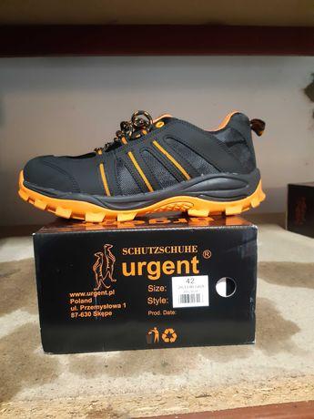 Buty robocze Bhp wygodne Urgent 261 ob rozmiar 42