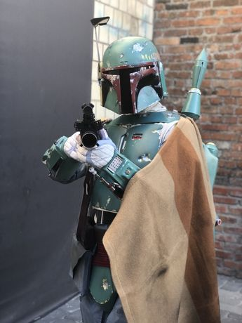 Костюм Star Wars Boba Fett