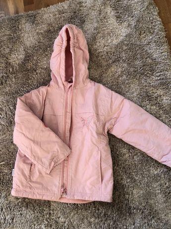 Różowa kurtka rozmiar 98