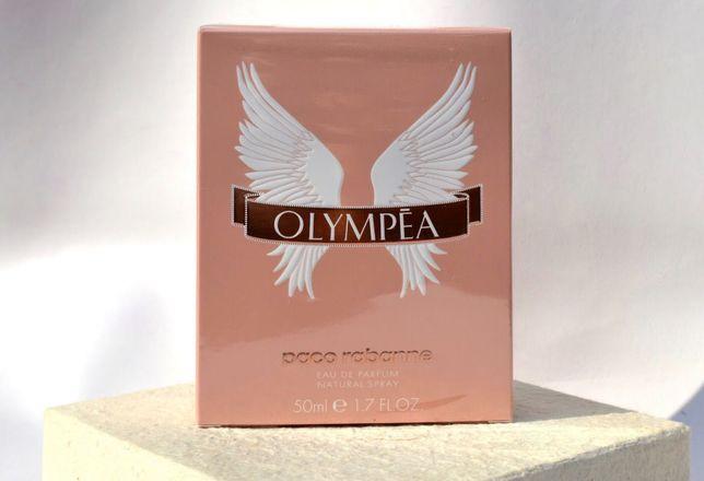 Вода Olympea Paco Rabanne 50 мл. Оригинал. Новая. Можно на подарок.