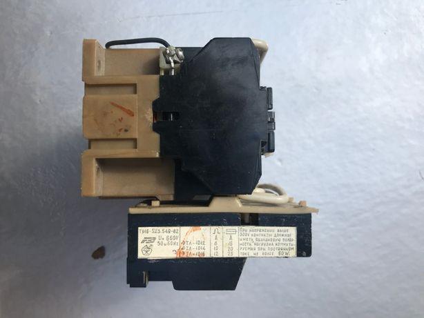 Реле электротепловое токовой серии РТЛ