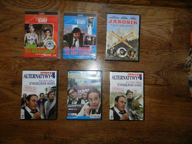 Kolekcja polskich filmów i seriali