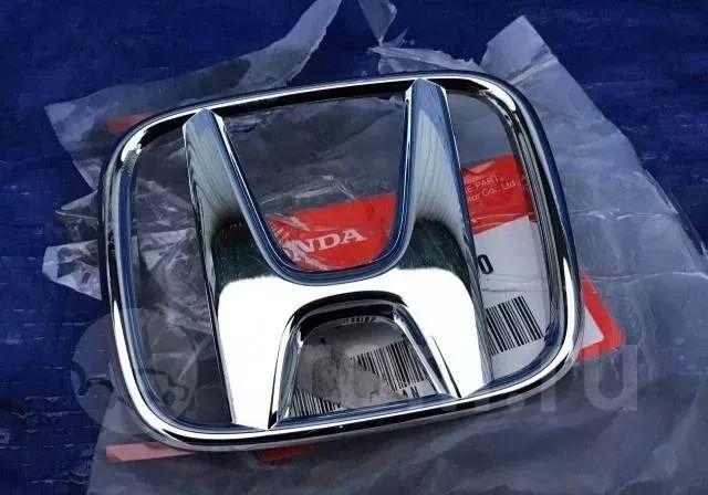 Эмблема Honda CR-V Jazz Accord Civic на руль передний,задний логов!