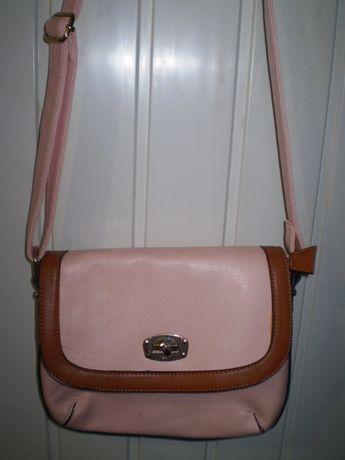 Елегантна пудрова сумочка