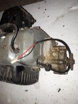 Silnik spalinowy do roweru z elektrycznym rozrusznikiem